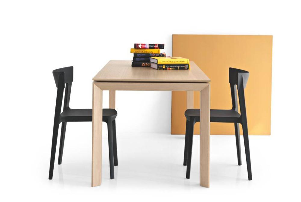 Skin la sedia di archirivolto per calligaris woody wood design - Sedia skin calligaris ...